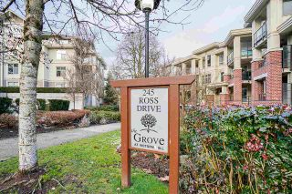 """Photo 2: 205 245 ROSS Drive in New Westminster: Fraserview NW Condo for sale in """"GROVE AT VICTORIA HILL"""" : MLS®# R2543639"""