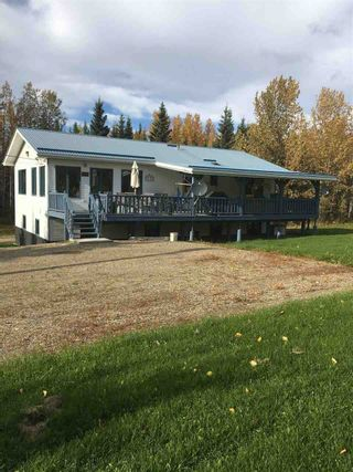 Main Photo: 14051 STODDART CREEK Road: Charlie Lake House for sale (Fort St. John (Zone 60))  : MLS®# R2407152