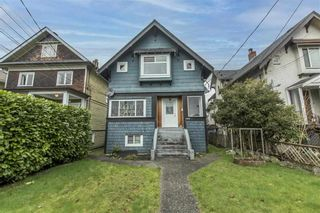 Photo 1: 3347 W 7TH Avenue in Vancouver: Kitsilano House for sale (Vancouver West)  : MLS®# R2537435