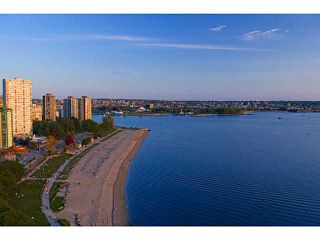 Photo 2: 1502 1995 BEACH Avenue in Vancouver: West End VW Condo for sale (Vancouver West)  : MLS®# V998549
