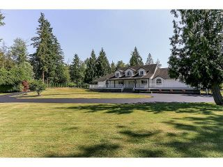 Photo 1: 21980 100TH Avenue in Langley: Fort Langley House for sale : MLS®# F1448299