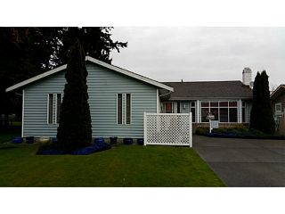 """Photo 1: 5445 48A Avenue in Ladner: Hawthorne House for sale in """"HAWTHORNE"""" : MLS®# V1117318"""