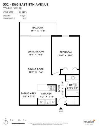 Photo 29: 302 1066 E 8TH Avenue in Vancouver: Mount Pleasant VE Condo for sale (Vancouver East)  : MLS®# R2625360