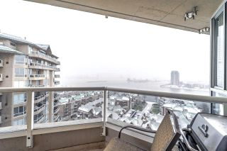 """Photo 15: 1805 1245 QUAYSIDE Drive in New Westminster: Quay Condo for sale in """"THE RIVIERA"""" : MLS®# R2243122"""