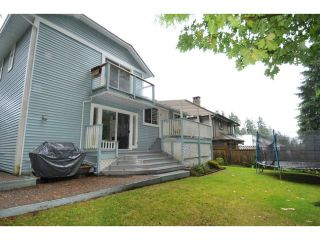 Photo 20: 1290 DURANT Drive in Coquitlam: Scott Creek House for sale : MLS®# V1090321