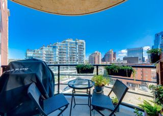 Photo 25: 603 110 7 Street SW in Calgary: Eau Claire Apartment for sale : MLS®# A1142168