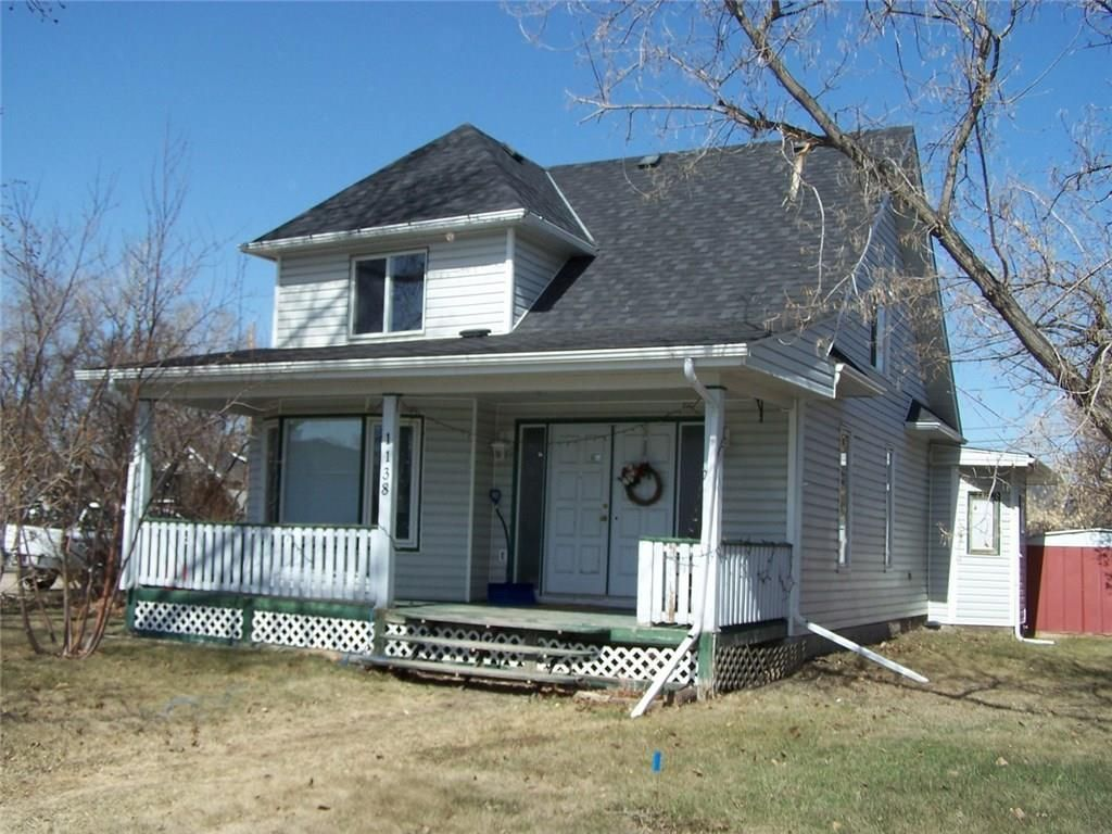 Main Photo: 1138 Centre ST: Carstairs House for sale : MLS®# C4181027