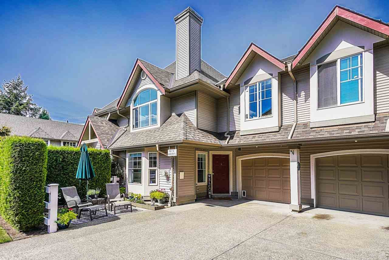 """Main Photo: 42 23085 118 Avenue in Maple Ridge: East Central Townhouse for sale in """"Sommerville Gardens"""" : MLS®# R2492540"""