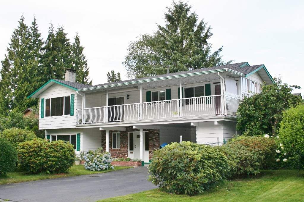 """Main Photo: 2824 ST. JAMES Street in Port Coquitlam: Glenwood PQ House for sale in """"Imperial Park"""" : MLS®# R2116938"""