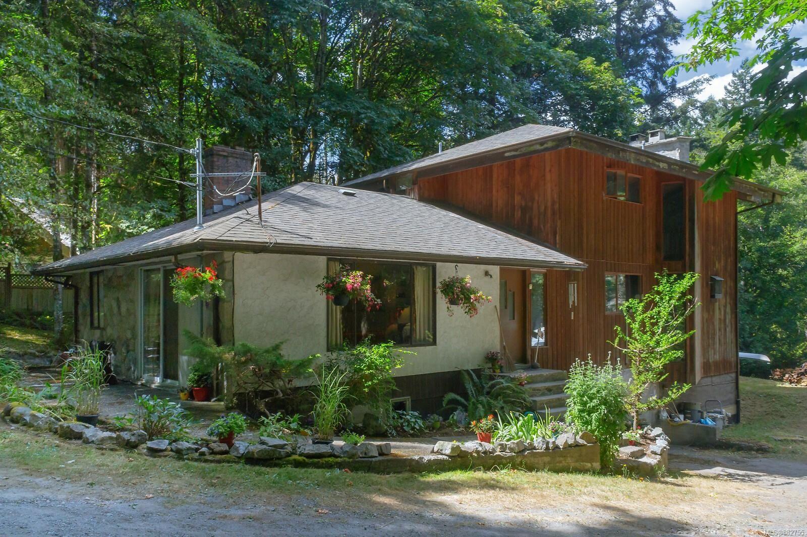 Main Photo: 398 Goward Rd in : SW Prospect Lake House for sale (Saanich West)  : MLS®# 882755