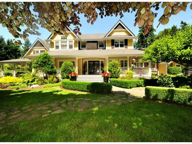 Main Photo: 13685 30TH AV in Surrey: Elgin Chantrell House for sale (South Surrey White Rock)  : MLS®# F1316368