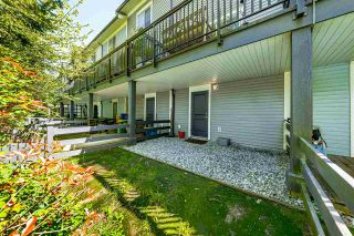 """Photo 37: 70 3010 RIVERBEND Drive in Coquitlam: Coquitlam East Townhouse for sale in """"WESTWOOD"""" : MLS®# R2581302"""