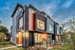 Photo 1: 1105 4 Street NE in Calgary: Renfrew Row/Townhouse for sale : MLS®# A1145172