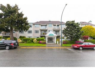 Photo 1: # 201 1140 55TH ST in Tsawwassen: Tsawwassen Central Condo for sale : MLS®# V1118885