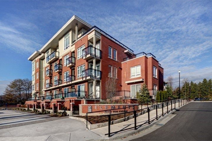 Main Photo: A215 20211 66 AVENUE in Langley: Willoughby Heights Condo for sale : MLS®# R2515136