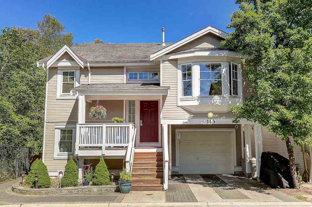 """Main Photo: 119 3000 RIVERBEND Drive in Coquitlam: Coquitlam East House for sale in """"Riverbend"""" : MLS®# R2093902"""