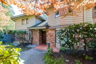 """Photo 1: 19 4900 CARTIER Street in Vancouver: Shaughnessy Townhouse for sale in """"Shaughnessy Place II"""" (Vancouver West)  : MLS®# R2570164"""