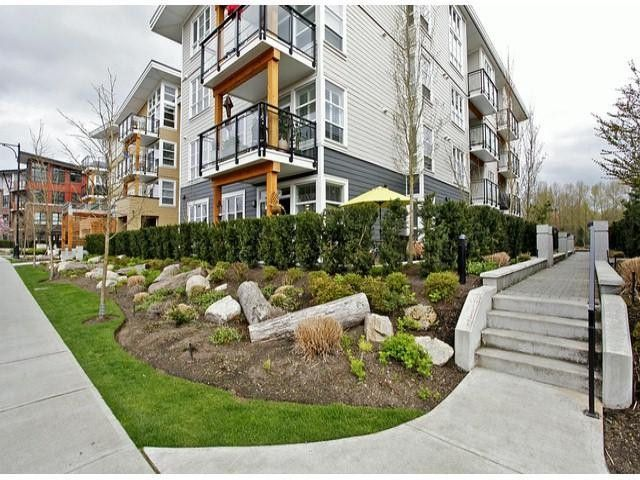 "Main Photo: B102 23255 BILLY BROWN Road in Langley: Fort Langley Condo for sale in ""The Village at Bedford Landing"" : MLS®# F1409382"