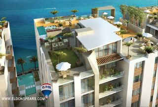 Photo 1: Penthouse - The Residence - Luxurious Ocean Front Living!