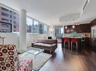Photo 12: 303 735 2 Avenue SW in Calgary: Eau Claire Apartment for sale : MLS®# A1012643