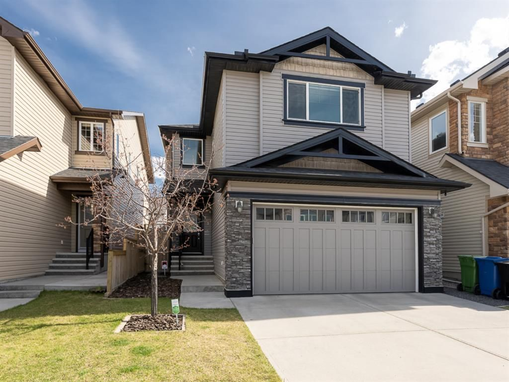 Main Photo: 155 Skyview Shores Crescent NE in Calgary: Skyview Ranch Detached for sale : MLS®# A1110098