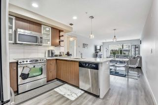 """Photo 4: 312 19936 56 Avenue in Langley: Langley City Condo for sale in """"Bearing Ponte"""" : MLS®# R2615876"""