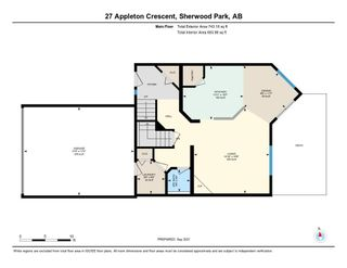 Photo 28: 27 APPLETON Crescent: Sherwood Park House for sale : MLS®# E4262611