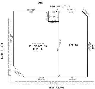 Photo 2: 13530/13512 115 Avenue in Edmonton: Zone 07 Land Commercial for sale : MLS®# E4260050