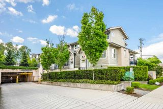 Photo 1: 208 3788 NORFOLK Street in Burnaby: Central BN Townhouse for sale (Burnaby North)  : MLS®# R2580124