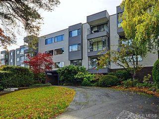 Photo 1: 509 1433 faircliff Lane in VICTORIA: Vi Fairfield West Condo for sale (Victoria)  : MLS®# 745418