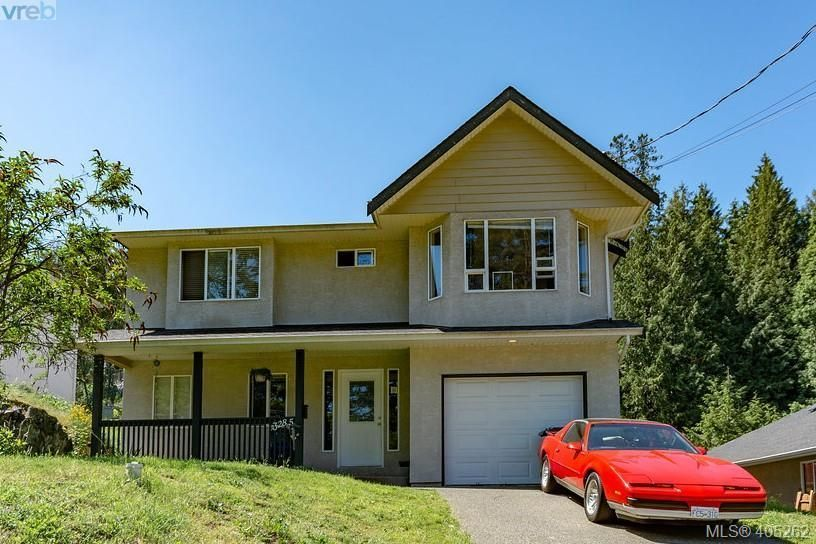 Main Photo: 3285 Fulton Rd in VICTORIA: Co Triangle House for sale (Colwood)  : MLS®# 805259