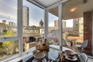 """Photo 15: 806 58 KEEFER Place in Vancouver: Downtown VW Condo for sale in """"Firenze"""" (Vancouver West)  : MLS®# R2552161"""