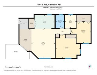 Photo 21: 7 801 6TH Street: Canmore Apartment for sale : MLS®# A1052256