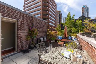 """Photo 25: 883 HELMCKEN Street in Vancouver: Downtown VW Townhouse for sale in """"The Canadian"""" (Vancouver West)  : MLS®# R2594819"""