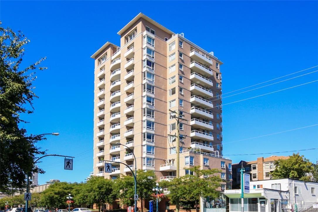Main Photo: 1107 930 Yates St in Victoria: Vi Downtown Condo for sale : MLS®# 843419