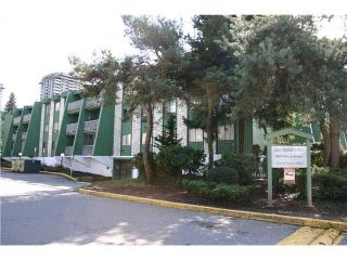 "Photo 1: 309 9202 HORNE Street in Burnaby: Government Road Condo for sale in ""LOUGHEED ESTATES"" (Burnaby North)  : MLS®# V1096674"