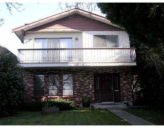 Photo 1: 5706 LANCASTER Street in Vancouver: Killarney VE House for sale (Vancouver East)  : MLS®# V810735