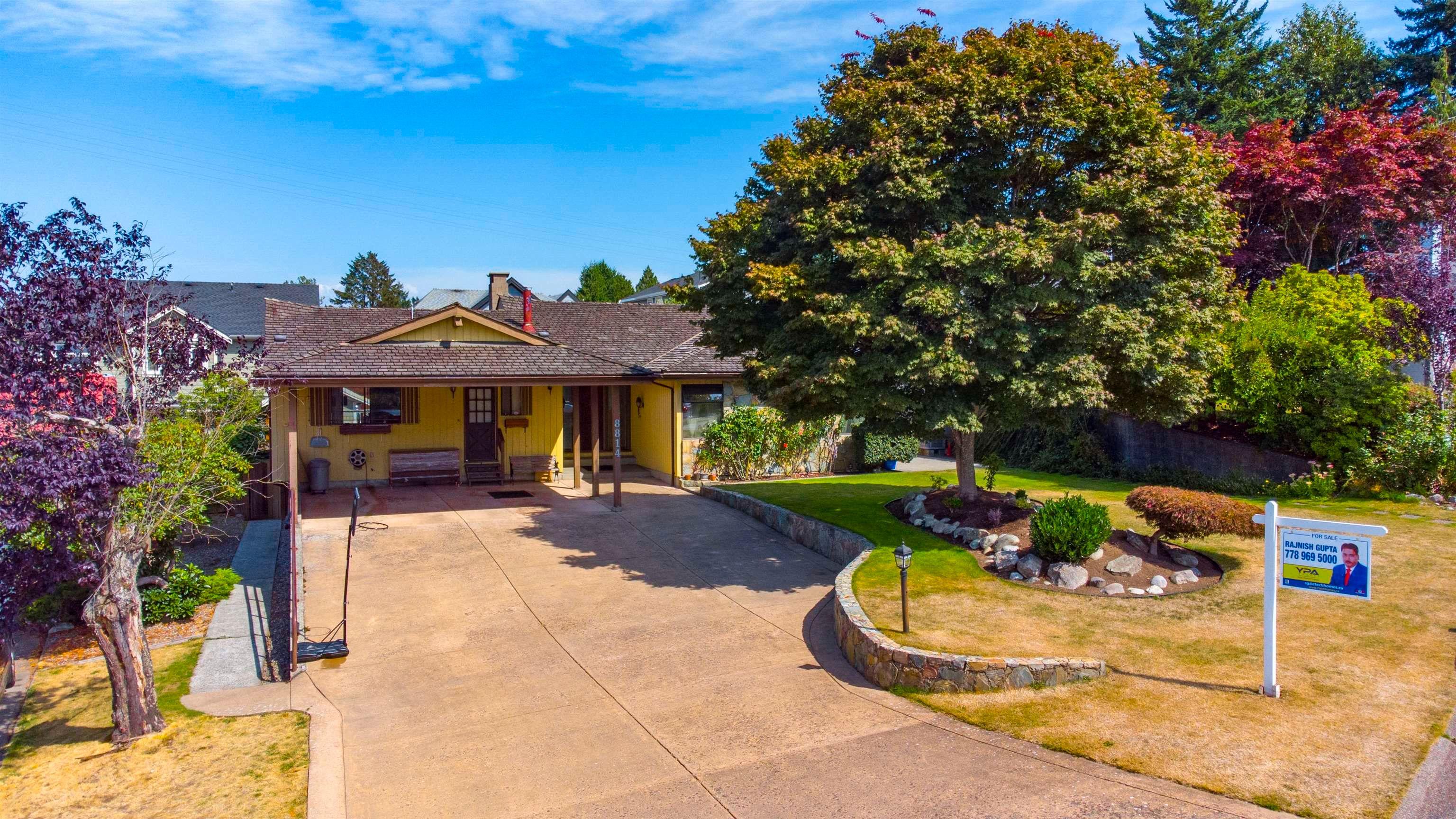 "Main Photo: 8814 DELVISTA Drive in Delta: Nordel House for sale in ""Delsom"" (N. Delta)  : MLS®# R2611351"