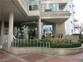 """Photo 2: 401 1600 HORNBY Street in Vancouver: Yaletown Condo for sale in """"YACHT HARBOUR POINTE"""" (Vancouver West)  : MLS®# V1109177"""