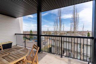 Photo 27: 325 2436 GUARDIAN Road in Edmonton: Zone 58 Condo for sale : MLS®# E4242952