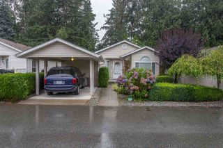 "Photo 1: 153 9080 198 Street in Langley: Walnut Grove Manufactured Home for sale in ""FOREST GREEN"" : MLS®# R2400538"