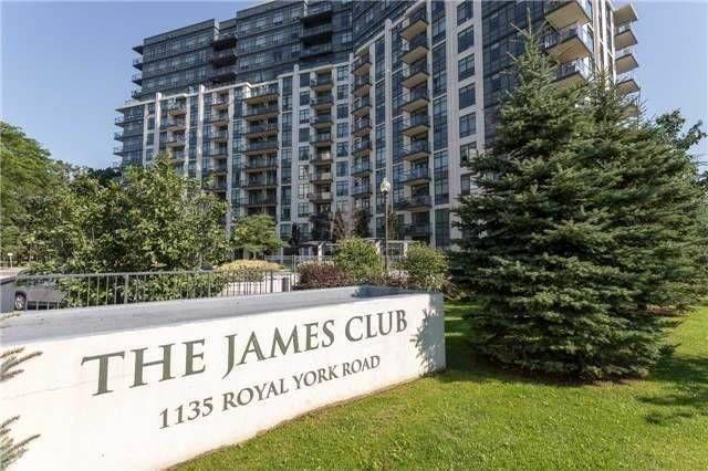 Main Photo: 717 1135 Royal York Road in Toronto: Edenbridge-Humber Valley Condo for lease (Toronto W08)  : MLS®# W4582991