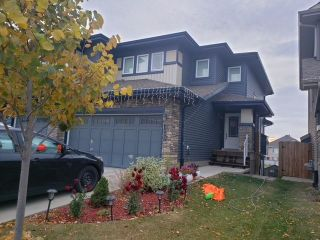 Photo 34: 3400 WEIDLE Way in Edmonton: Zone 53 House Half Duplex for sale : MLS®# E4229486