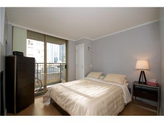 """Photo 8: 605 989 RICHARDS Street in Vancouver: Downtown VW Condo for sale in """"THE MONDRIAN"""" (Vancouver West)  : MLS®# V833931"""