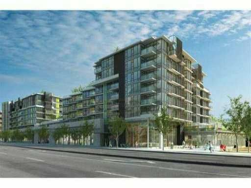 Main Photo: 375 2080 W. Broadway in Pinnacle Living on Broadway: Kitsilano Home for sale ()