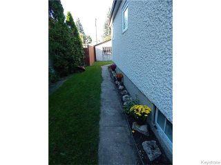 Photo 13: 528 Melbourne Avenue in WINNIPEG: East Kildonan Residential for sale (North East Winnipeg)  : MLS®# 1523099