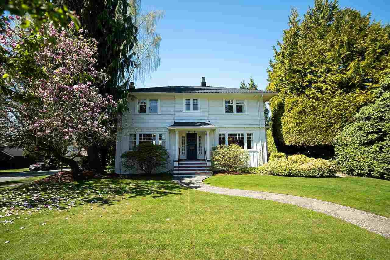Main Photo: 6991 WILTSHIRE Street in Vancouver: South Granville House for sale (Vancouver West)  : MLS®# R2573386