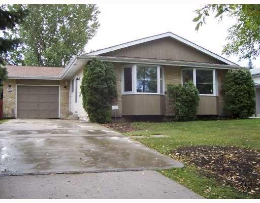 Main Photo: 155 WHITEWAY Road in WINNIPEG: Transcona Single Family Detached for sale (North East Winnipeg)  : MLS®# 2716662