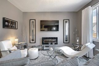 Photo 7: 3 ROBERGE Close: St. Albert House Half Duplex for sale : MLS®# E4241918
