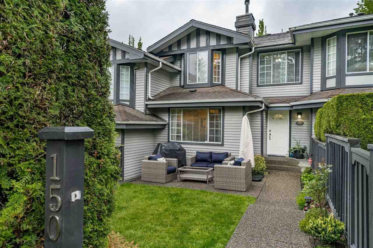 Main Photo: R2461025 - 130 - 2998 Robson Drive, Coquitlam Townhouse